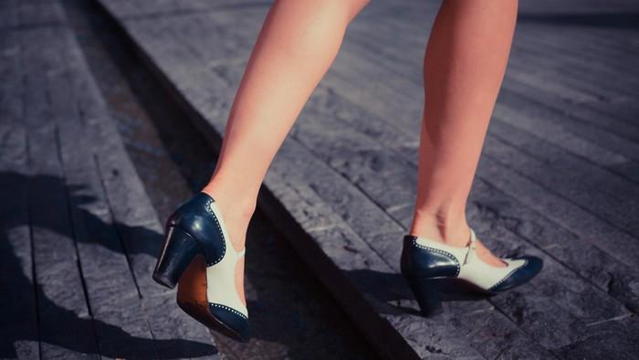 Jalan kaki adalah olahraga paling mudah sekaligus murah (Foto: ilustrasi/thinkstock)