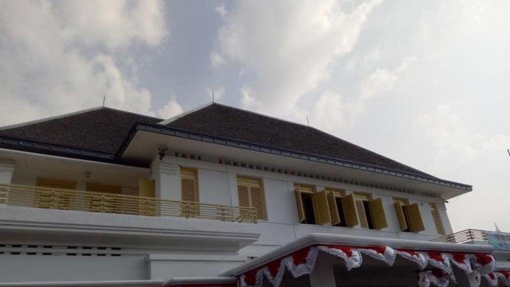 Menengok Bekas Rumah Laksamana Maeda di Jakarta