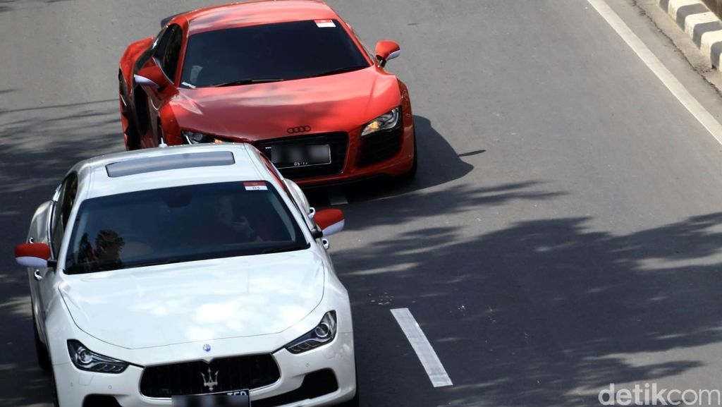 Pemerintah bakal Setop Impor Mobil di Atas 3.000 CC