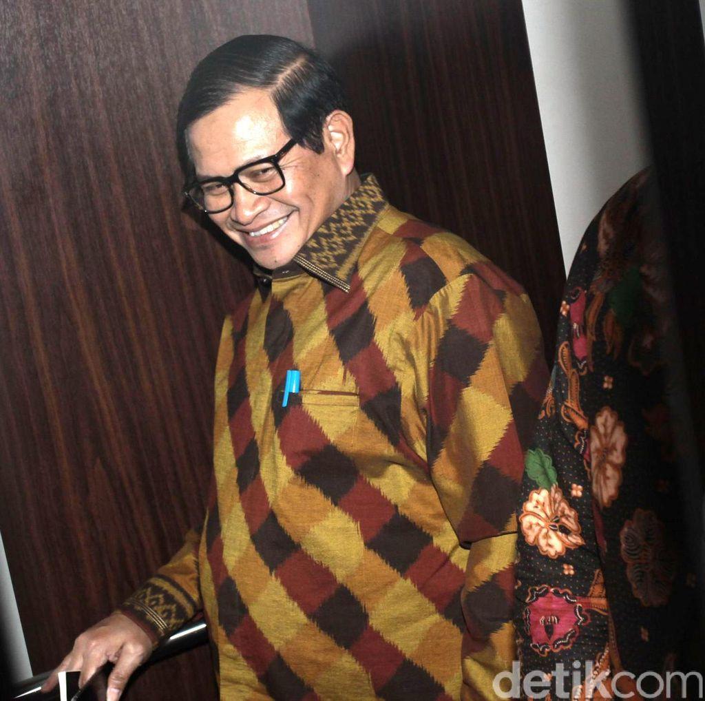 JK Pimpin Rapat Evaluasi 2 Bulan Kampanye TKN Jokowi-Maruf Amin