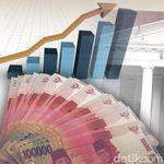 Utang Pemerintah Naik Rp 584 Triliun dalam Setahun