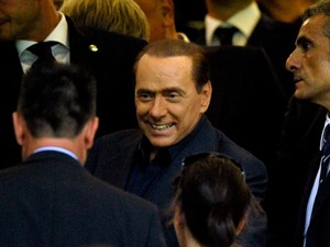 Sudah Hilang Selera Berlusconi untuk Tonton Milan