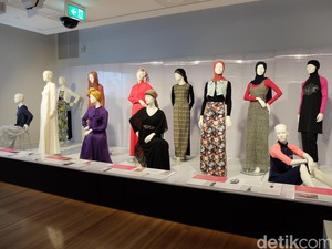 Melihat Beragamnya Tren Fashion Muslim di Australia: Burkini hingga Abaya