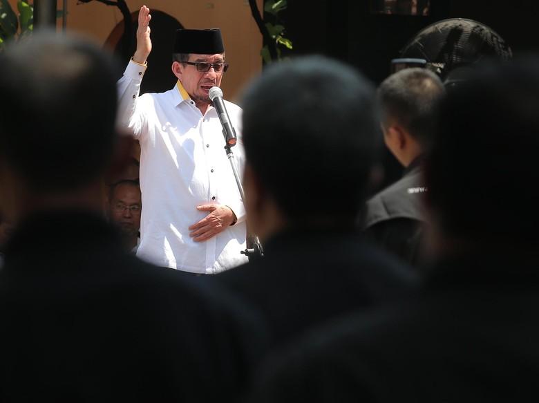 Salim Segaf Siap, Abdul Somad Tetap Ustaz
