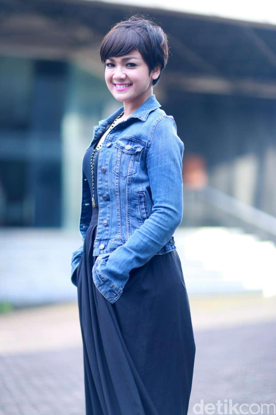 Berambut Superpendek, Nirina Zubir Fresh di Usia 36 Tahun