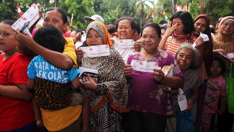 Jelang Lebaran, Pemkot Jambi Jual Seribu Paket Sembako Murah