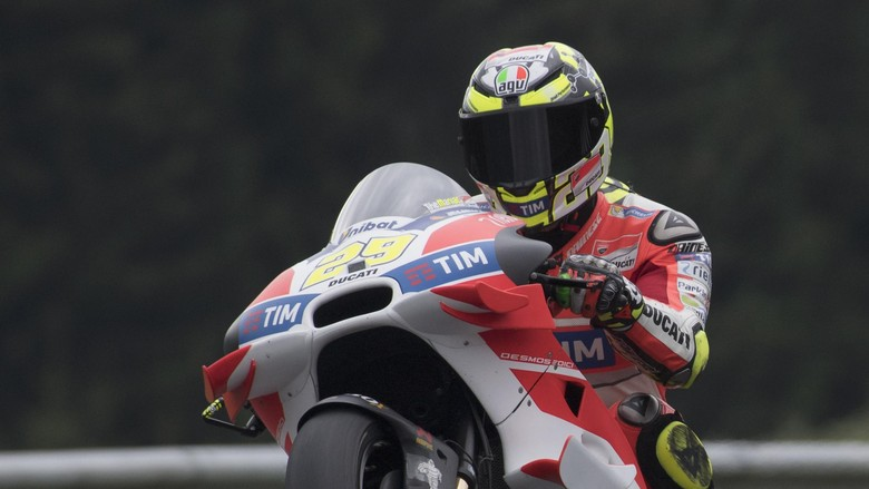 Andrea Iannone (Foto: Mirco Lazzari gp/Getty Images)