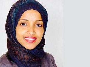 Ilhan Omar, Hijabers Mantan Pengungsi Somalia Jadi Calon Anggota Parlemen AS