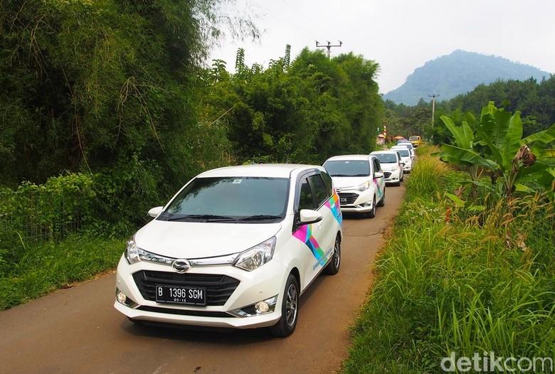 Daihatsu Sigra. Foto: Astra Daihatsu Motor