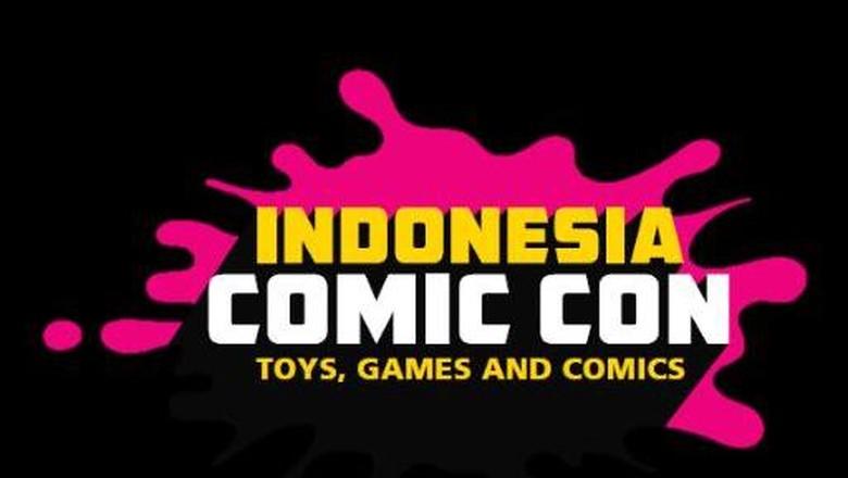 Si Power Ranger Hijau hingga Is Yuniarto Tampil di Indonesia Comic Con 2017