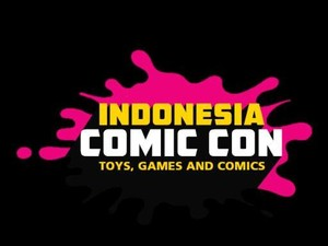 Si Power Ranger Hijau hingga Is Yuniarto Tampil di Indonesia Comic Con 2017