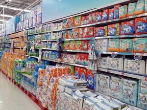 Promo Popok Bayi di Transmart Carrefour