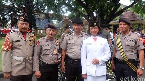 Cerita Gloria Paskibraka Tentang Cita-cita dan Paspor Indonesia
