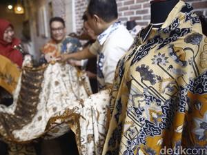 Datang ke Pameran Batik Warisan 2016, Harga Tiket Masuk Hanya Rp 1