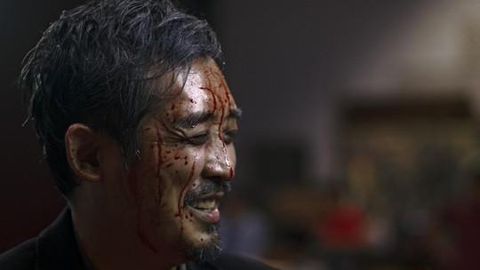 Darah dan Baku Hantam di Headshot