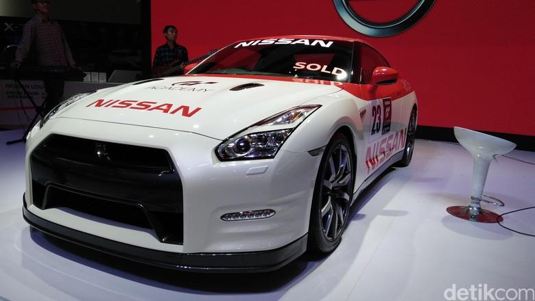 Nissan GT-R Foto: Rangga Rahadiansyah