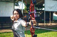 Dellie Trisyadinda, Pemanah Cantik yang Bawa Harum Nama Indonesia