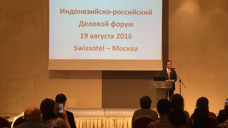 Dubes RI di Rusia: Setelah Kunjungan Jokowi, Minat Investasi Rusia ke Indonesia Besar