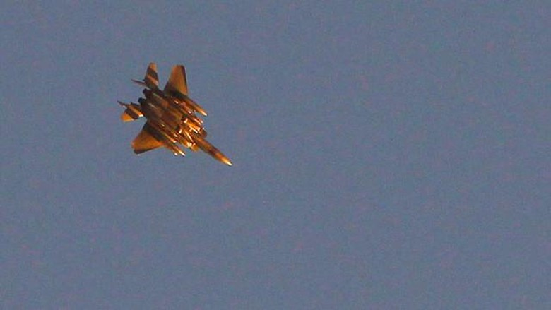 Sedikitnya 80 Tentara Suriah Dilaporkan Tewas Usai Serangan Sekutu AS