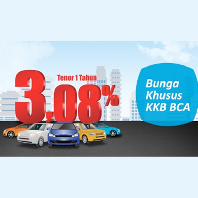 Kkb Bca Tawarkan Promo Bunga Rendah Untuk Pembelian Mobil Baru