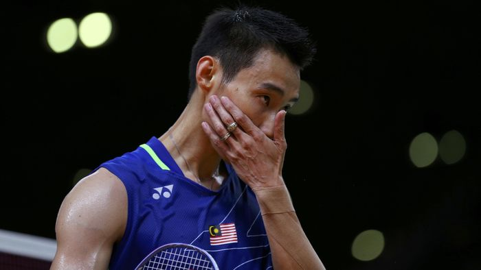 Lee Chong Wei dujuluki raja super series. (REUTERS/Marcelo del Pozo)