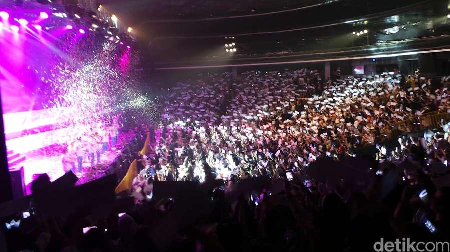 Meriahnya Fanmeeting SEVENTEEN di Jakarta!