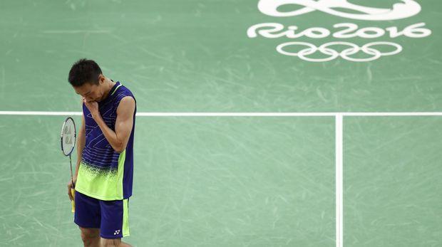 Lee Chong Wei tidak pernah merasakan gelar juara dunia dan juara Olimpiade dalam kariernya.