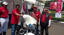 Wagub Djarot Imbau Pemilik Moge di DKI Taat Bayar Pajak dan Urus Dokumen