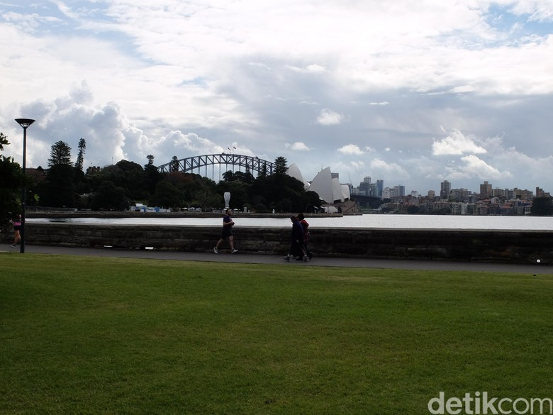 Kebun Raya Berusia 2 Abad ini Tempat Favorit Warga Sydney Melepas Stres