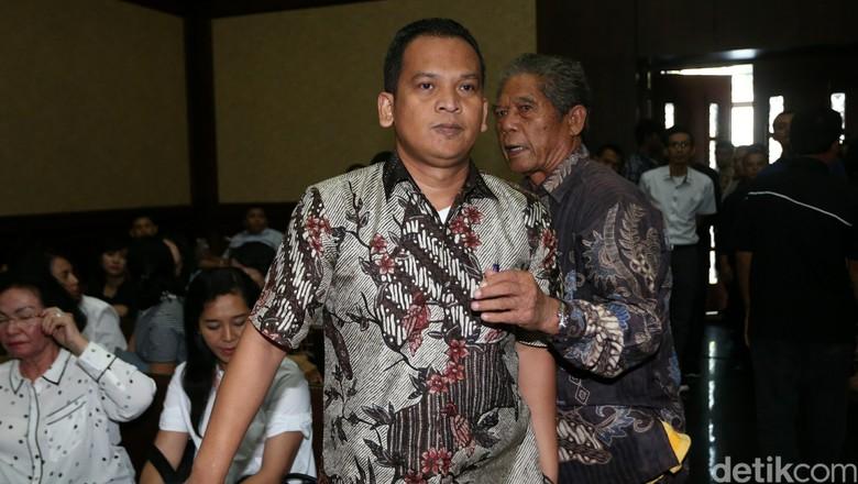 Terlibat Pemberian Janji Rp 2 M ke Kajati DKI, Marudut Dihukum 3 Tahun Penjara