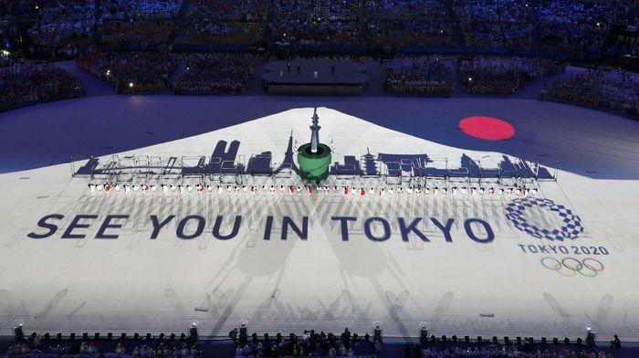 Olimpiade 2020 digelar di Tokyo, Jepang. (Foto: REUTERS/Fabrizio Bensch)