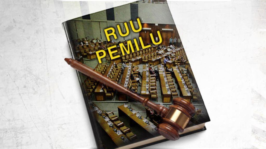 Elite PPP Akan Dalami soal Eks HTI dan Eks PKI di Draf RUU Pemilu