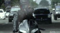 Risiko Besar, Segini Gaji Stuntman di RI