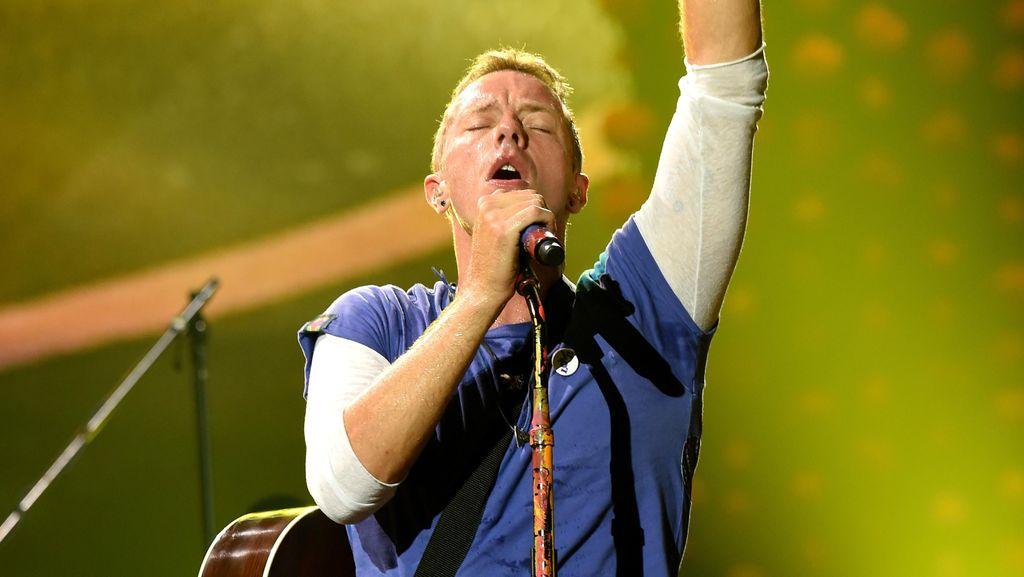 Coldplay Komentar dengan Bahasa Sunda Usai Lagunya Jadi Tebak-tebakan
