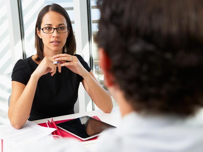 5 Tips Wawancara Kerja Bagi Fresh Graduate/Foto: Thinkstock