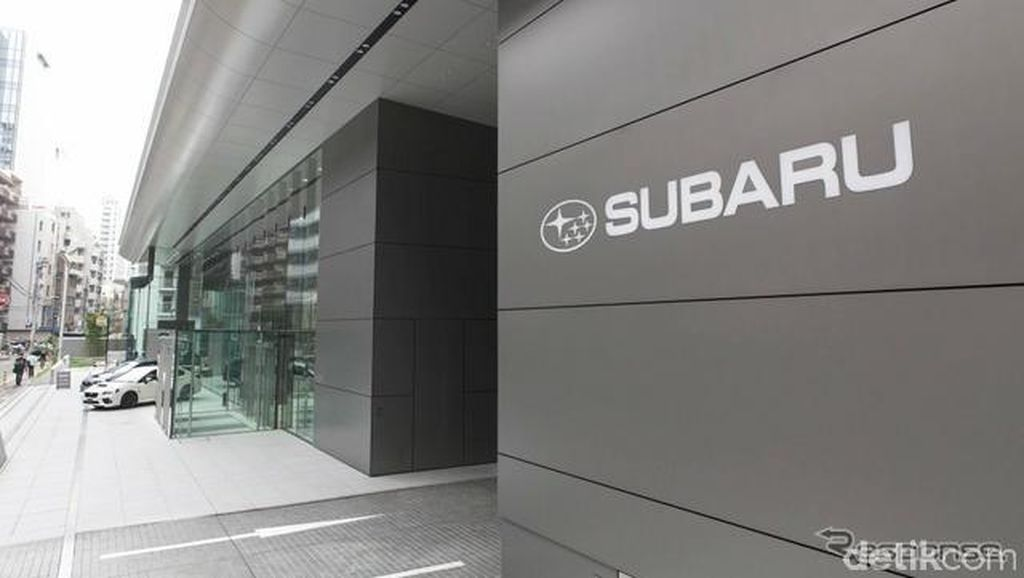 Karena Badai di Jepang, Subaru Pangkas Target Pendapatan
