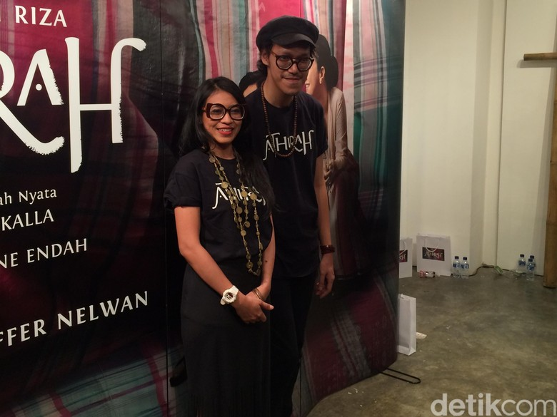 Endah N Rhesa Tampil di Format Extended di Synchronize Fest 2018