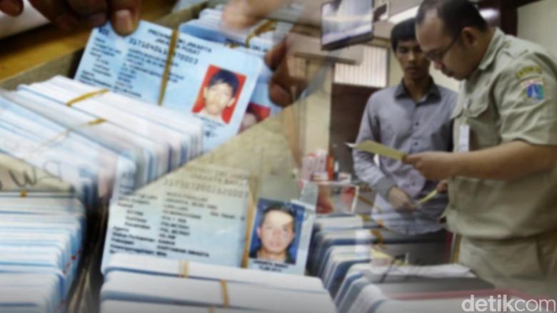 Disebut Jokowi Cuma Sebatas Plastik, di Manakah Chip di e-KTP?