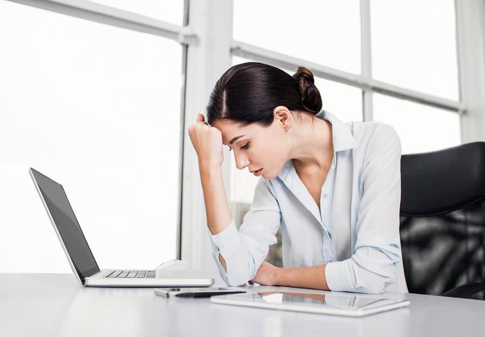 Sebuah studi terbaru dari Kanada menyebut seseorang justru lebih produktif saat bad mood dibandingkan dengan saat bahagia. Foto: Thinkstock/ilustrasi