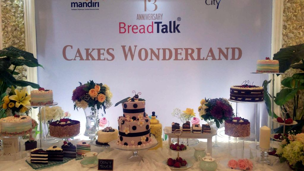 Perusahaan RI Lepas Saham, BreadTalk Kini 100% Punya Singapura