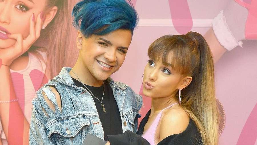 Ariana Grande Imut Banget!