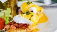 5 Olahan Telur Favorit Chef Restoran Berbintang Michelin
