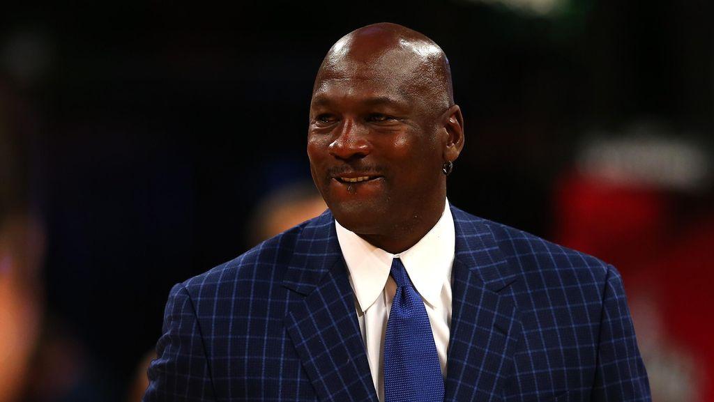Bisnis Michael Jordan hingga Jadi Atlet Terkaya Berharta Rp 24 T