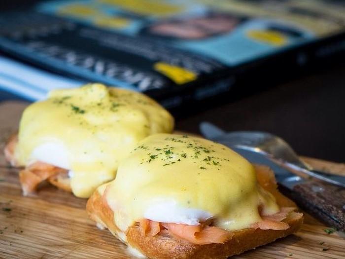 Ilustrasi manfaat sarapan telur untuk diet. Foto: iStock