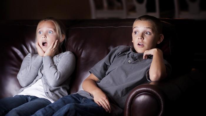 Ternyata nonton film horor menyehatkan lho. Foto: ilustrasi/thinkstock