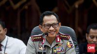 Jenderal Tito Karnavian dikenal sebagai polisi ahli terorisme yang kini diangkat menjadi menteri