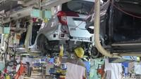 Pabrik Daihatsu Tidak Setop Produksi, Biar Karyawan Enggak Mudik
