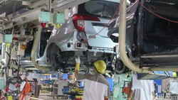 Permintaan Naik Stok Tipis, Daihatsu Genjot Lagi Produksi di Pabrik