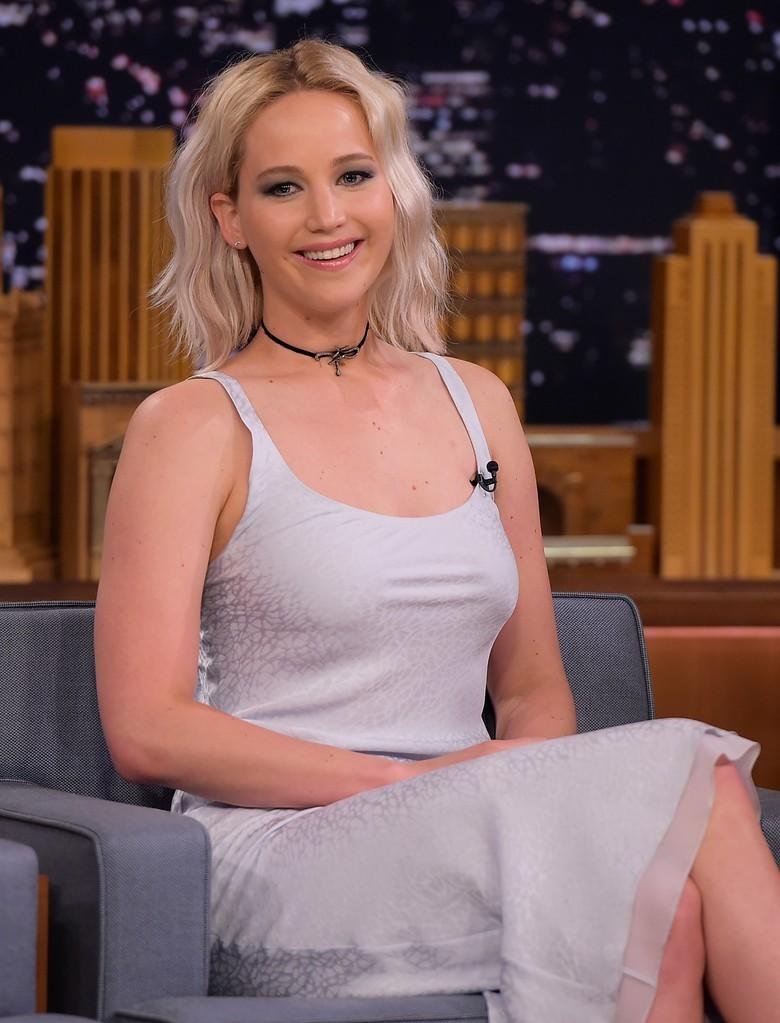 Jennifer Lawrence Aktris dengan Bayaran Termahal Tahun Ini