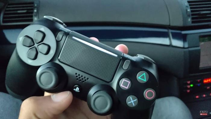 Controller PlayStation. (Foto: istimewa)